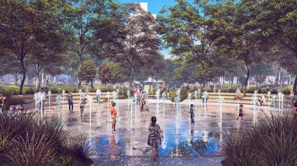 Taksim Meydanı Tasarım Yarışması sonuçlandı (Taksim Meydanı böyle olacak) - 15