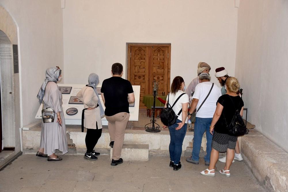 Tarihi Sağlık Müzesi'ne bayramda ziyaretçi akını - 5