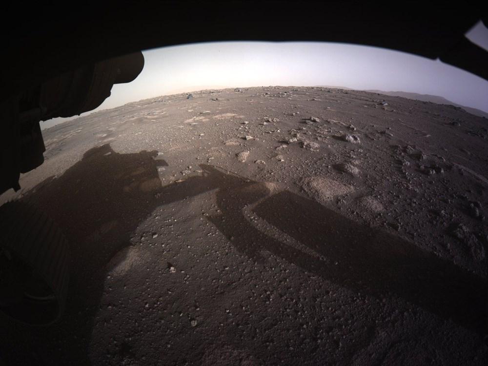 NASA, Mars'tan yeni fotoğraflar paylaştı - 2