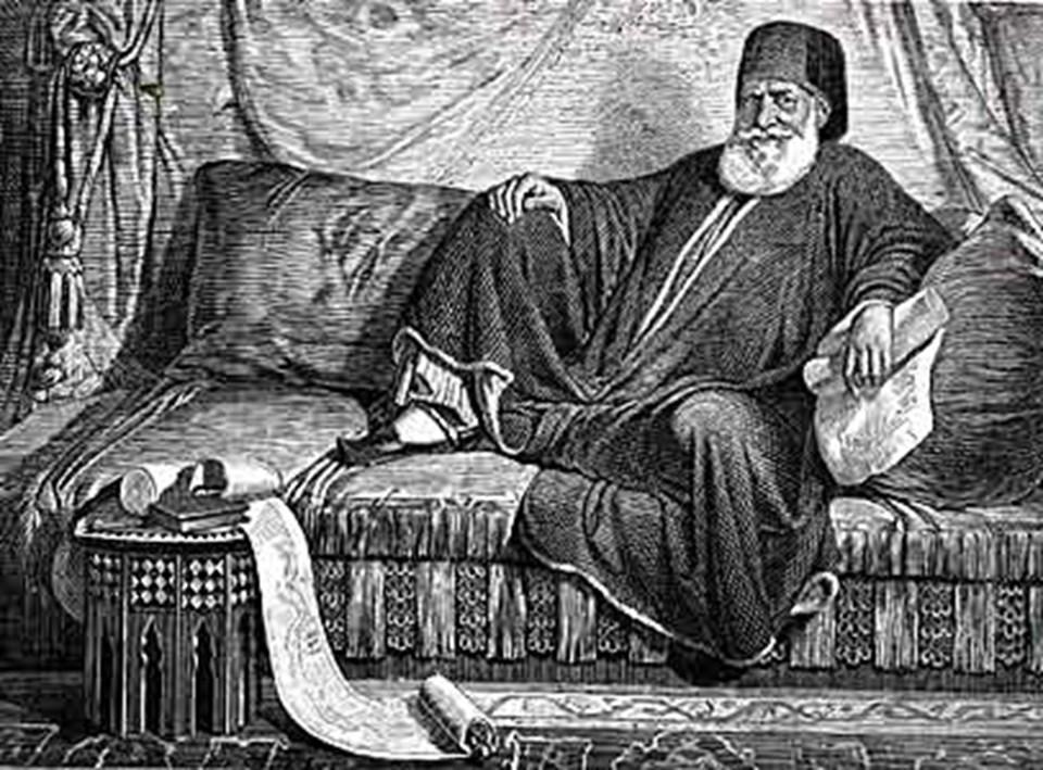 Kavalalı Mehmet Ali Paşa