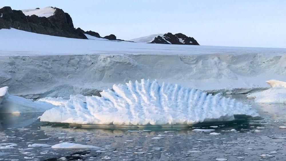 Bilim insanlarından felaket uyarısı: Dünya'nın çekirdeği Kıyamet Günü buzulunu eritiyor - 12