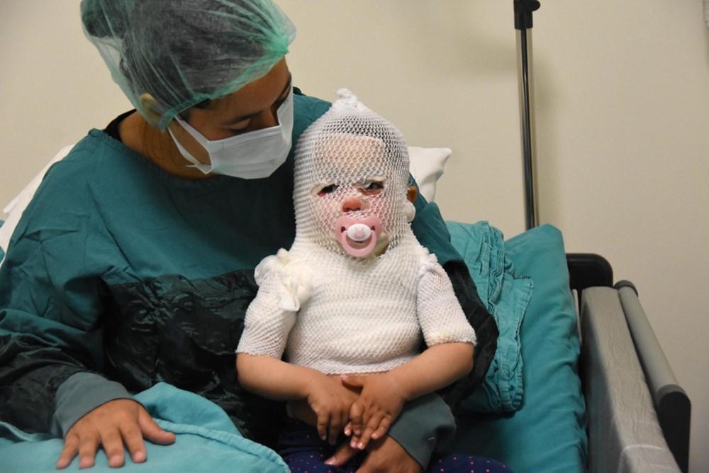 Beril bebekten iyi haber: Hayati tehlikesi yok - 8