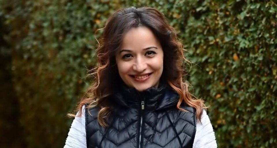 Gazeteci Esra Öz