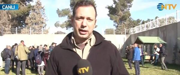 NTV ekibi Cerablus'ta (2 bin kilometrekarelik alan kontrol altında)