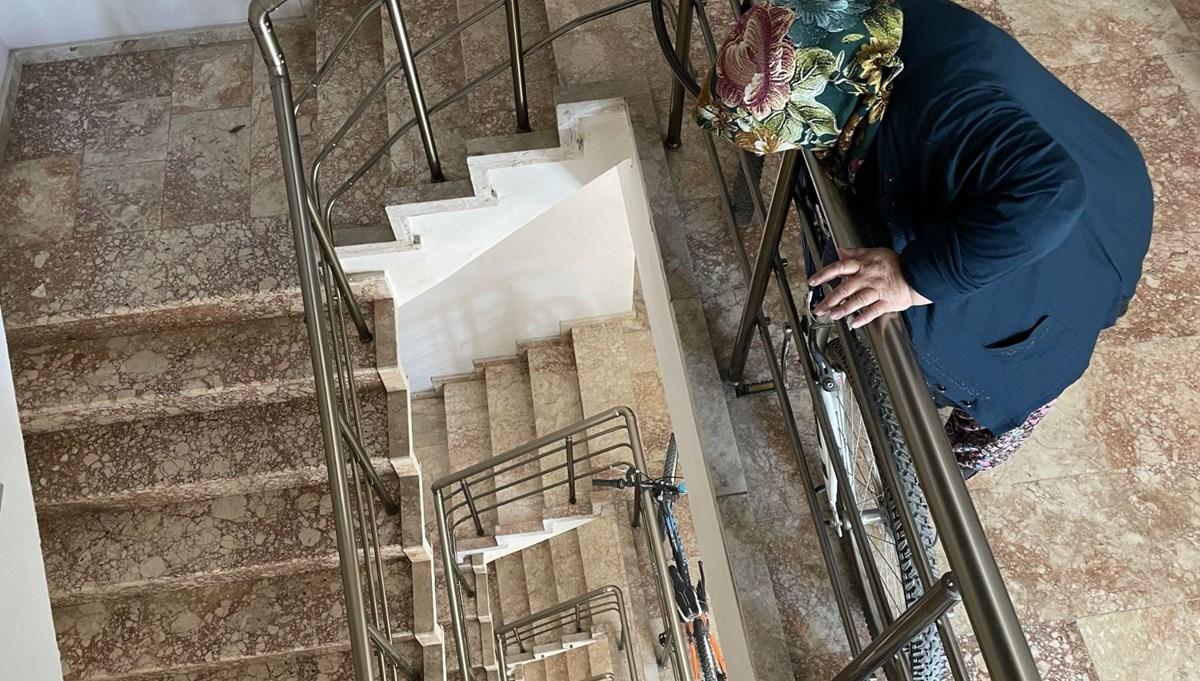 6. kattan merdiven boşluğuna düşen çocuk hayatını kaybetti