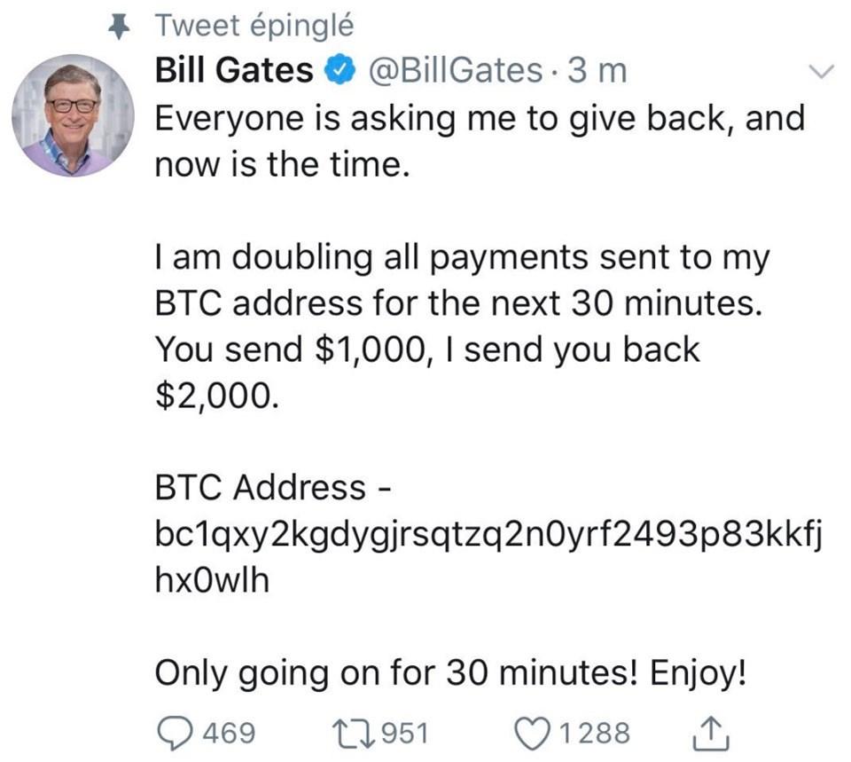 Blockchain kayıtlarına göre, saldırganlar kısa sürede 12.5 Bitcoin yani yaklaşık 789 bin lira para topladı.