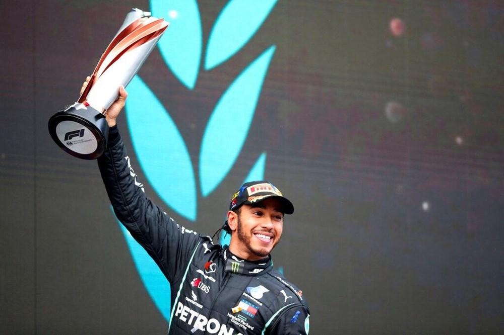 Lewis Hamilton corona virüse yakalandı - 1