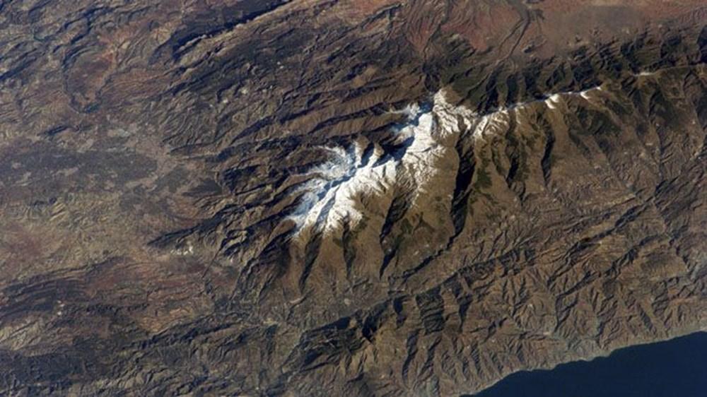 NASA Ankara'dan fotoğraf paylaştı (Astronotların gözünden gezegenimiz) - 24