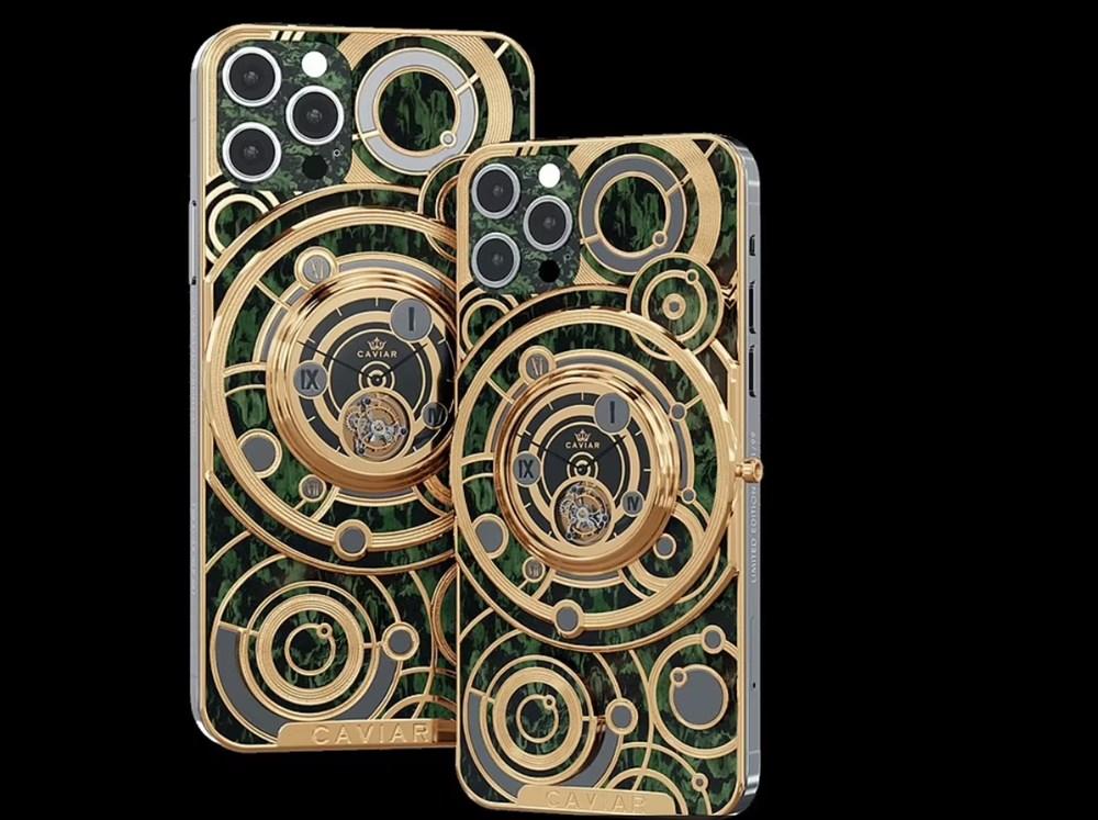 Bu iPhone tamamen altından: Fiyatı 445 bin lira - 6