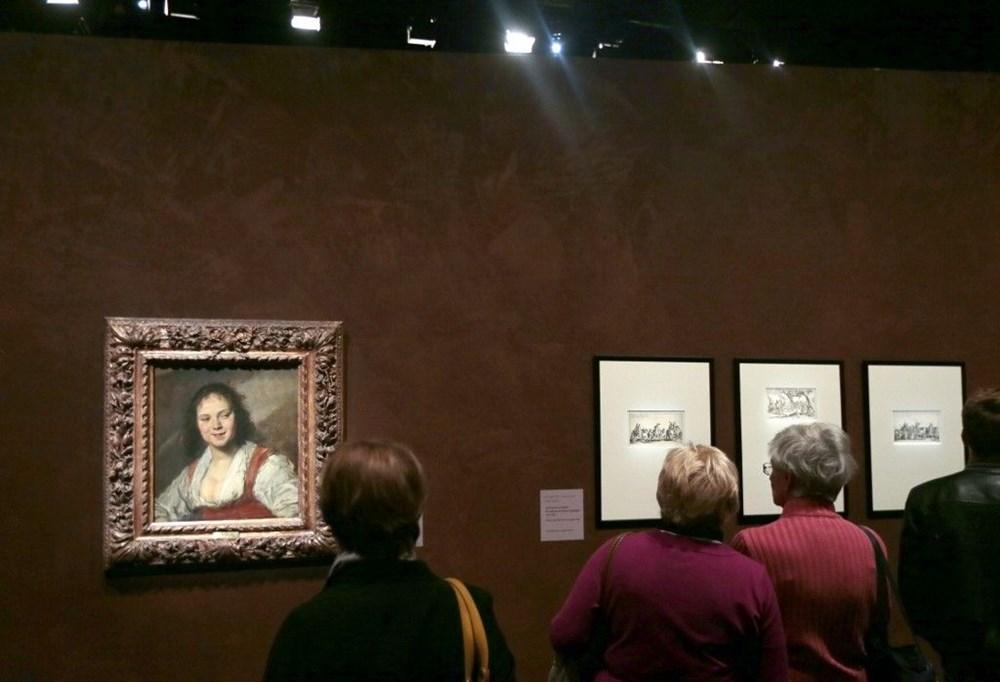 Hollanda'da ressam Frans Hals'a ait İki gülen çocuk tablosu 3. defa çalındı - 5