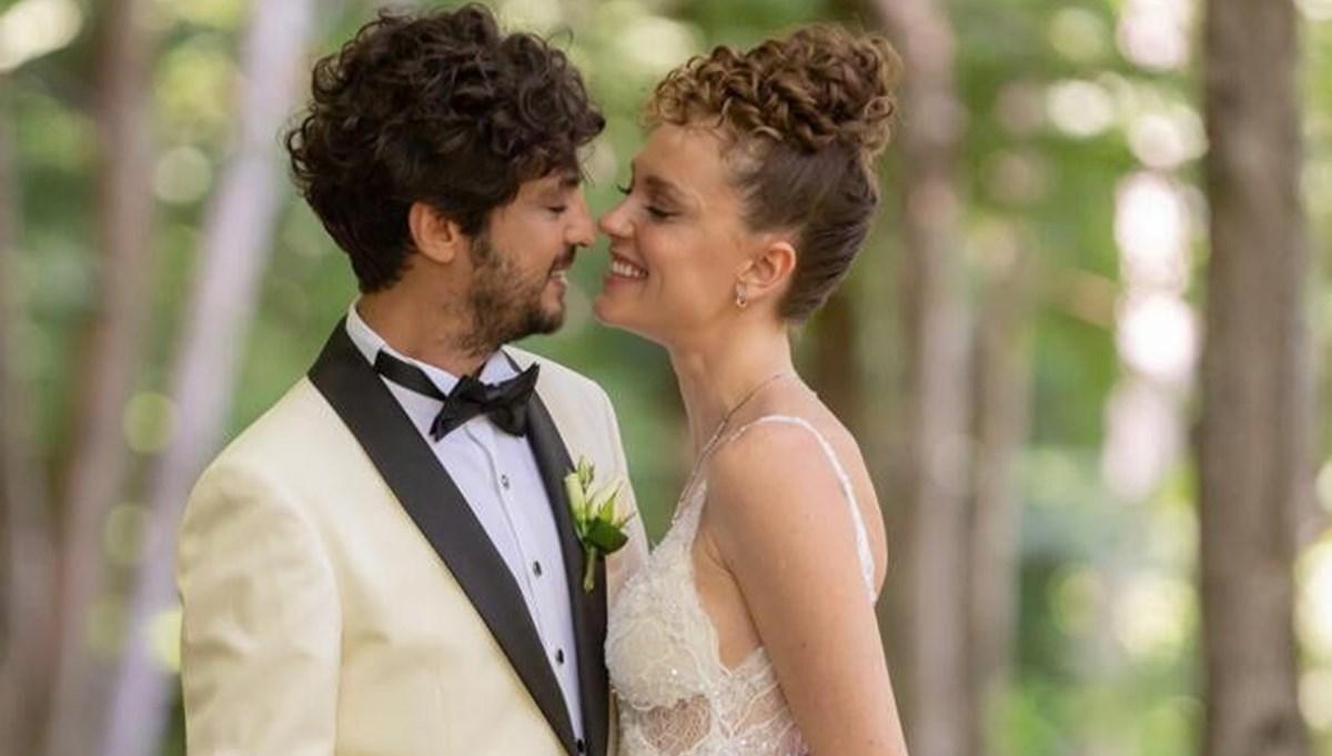 'Mucize Doktor' Taner Ölmez ve Ece Çeşmioğlu evlendi