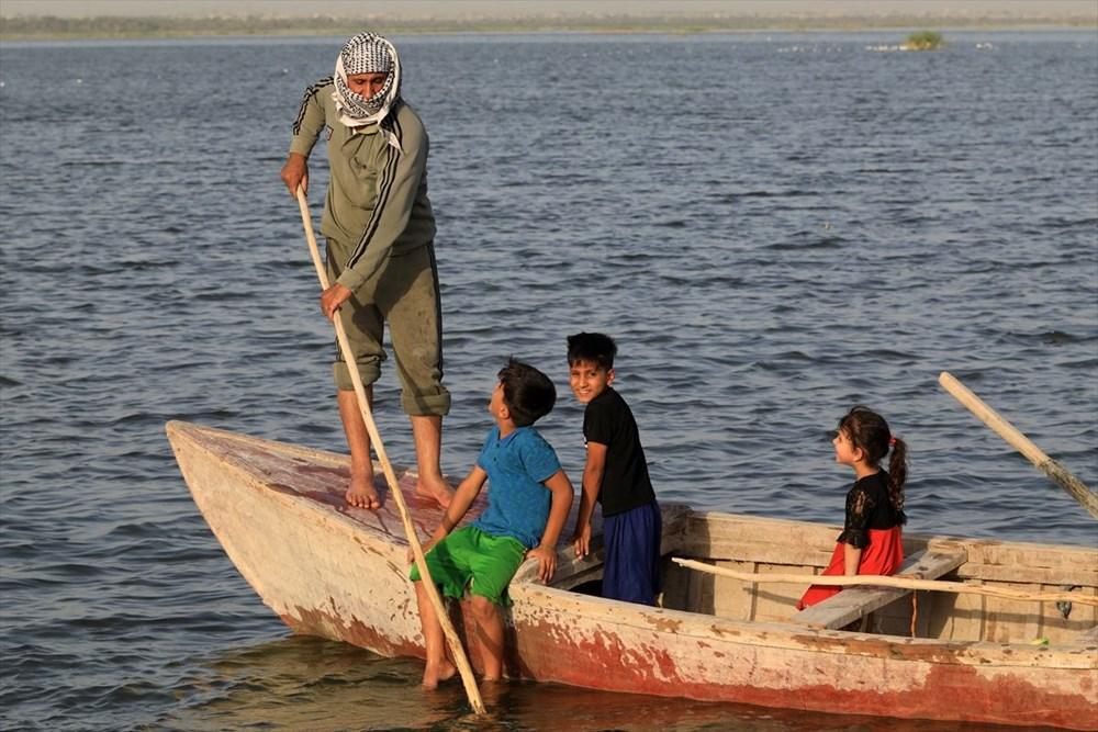 Necef Denizi: Kuraklığın ardından gelen mucize - 3