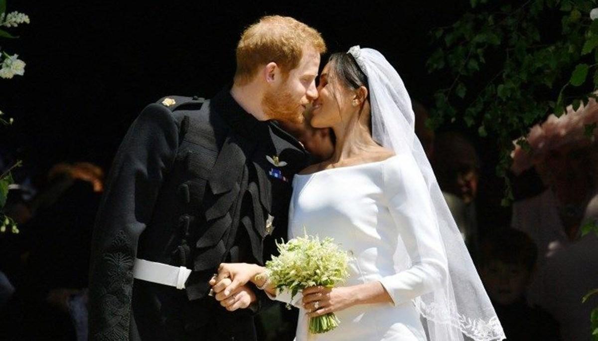 Saray Meghan Markle ve Prens Harry'nin evlilik yıl dönümünü kutlamadı