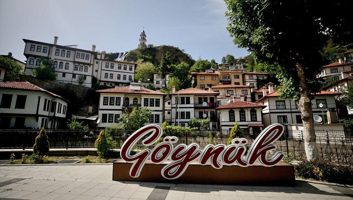 'Sakin şehir' ilan edilen Osmanlı kasabası Göynük hayran bırakıyor