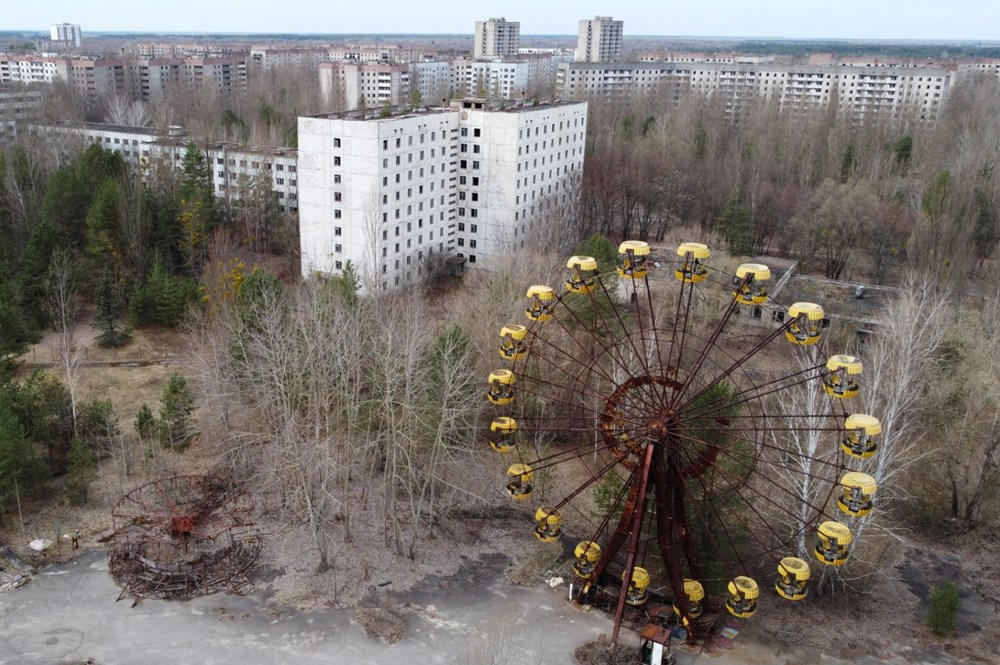 Great danger in Chernobyl: Nuclear reactions have resumed - 1