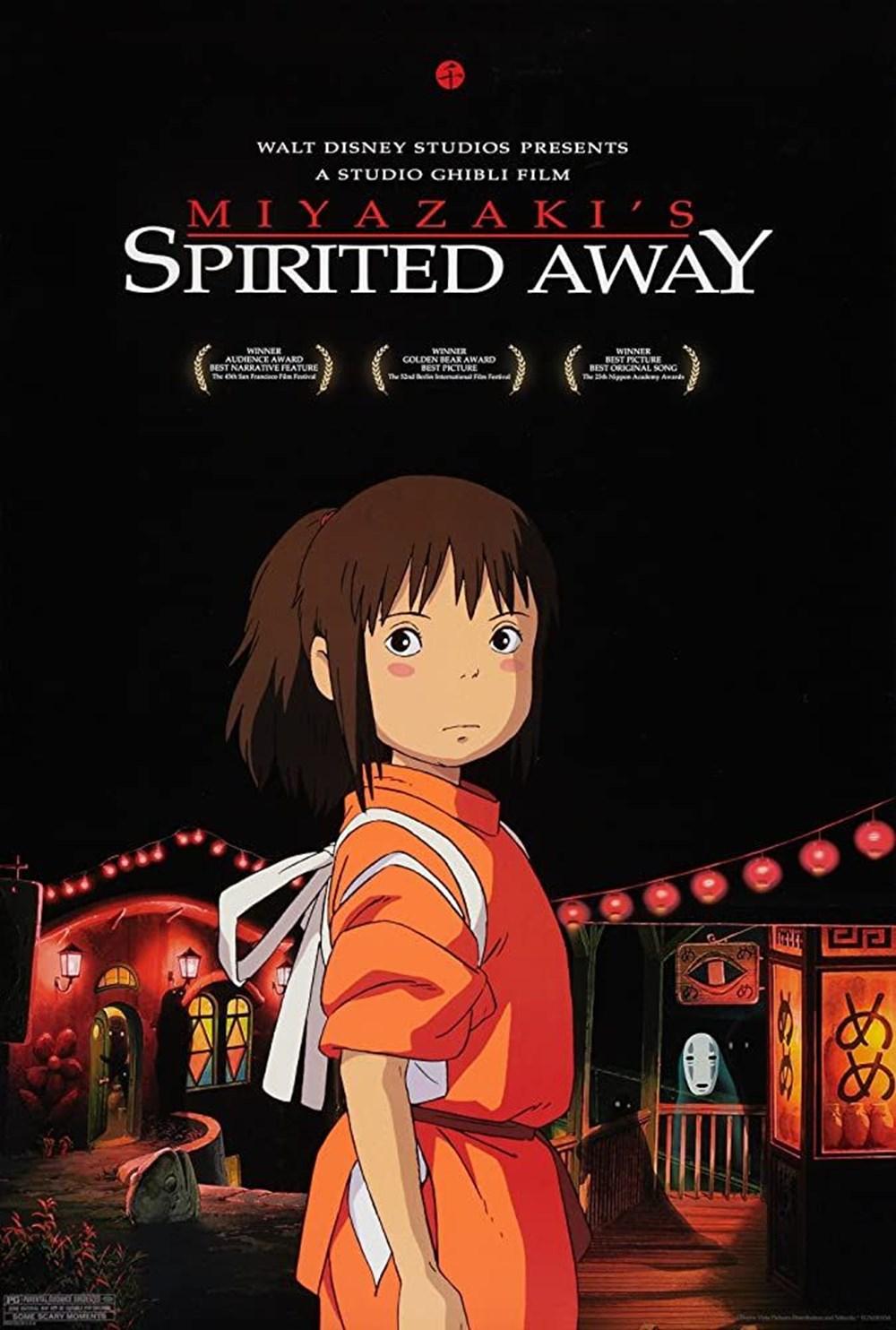 En popüler animasyonlar (IMDb ağustos verileri) - 18