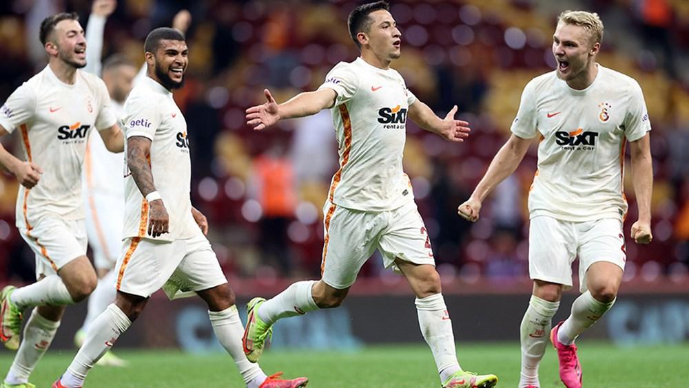 Galatasaray kâbustan uyanıp nefes aldı
