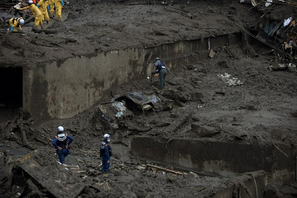 Japonya'daki sel felaketi: Ölü sayısı 7'ye yükseldi - 3