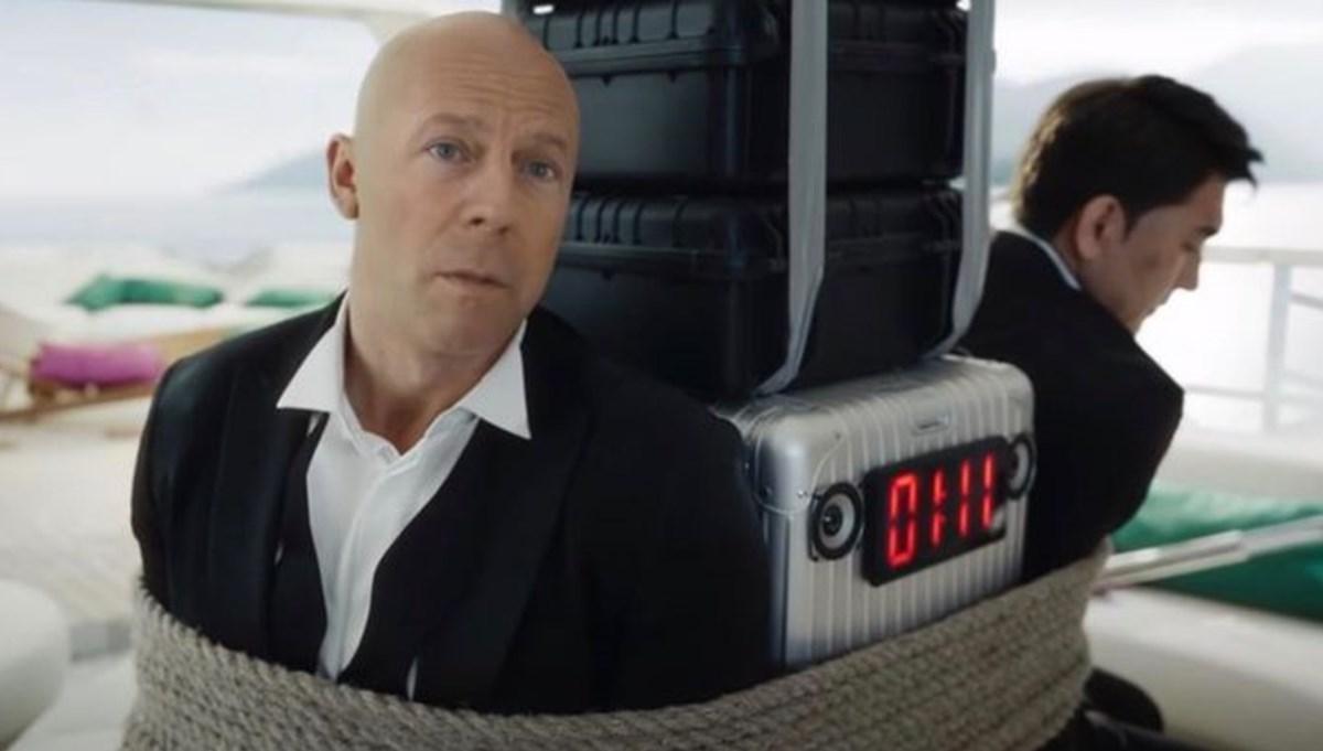 Bruce Willis, Deepfake ile bir Rus reklamında başrolde yer aldı