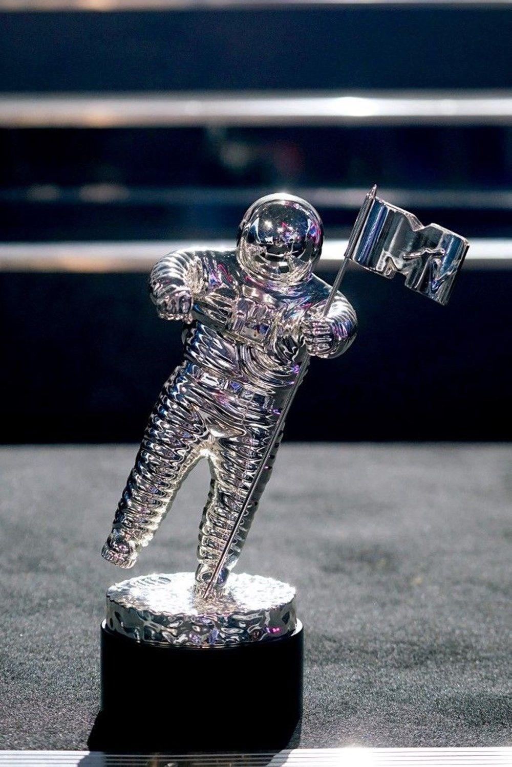 2020 MTV Video Müzik Ödülleri sahiplerini buldu - 13