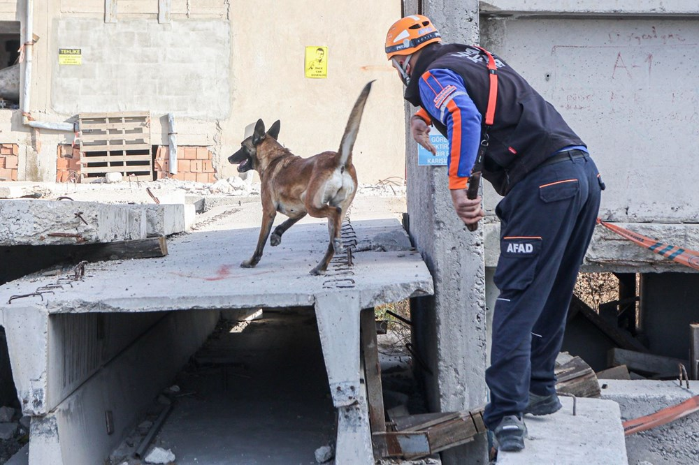 İzmir depremi kahramanlarının zorlu eğitimi (AFAD gönüllüsü nasıl olunur?) - 5