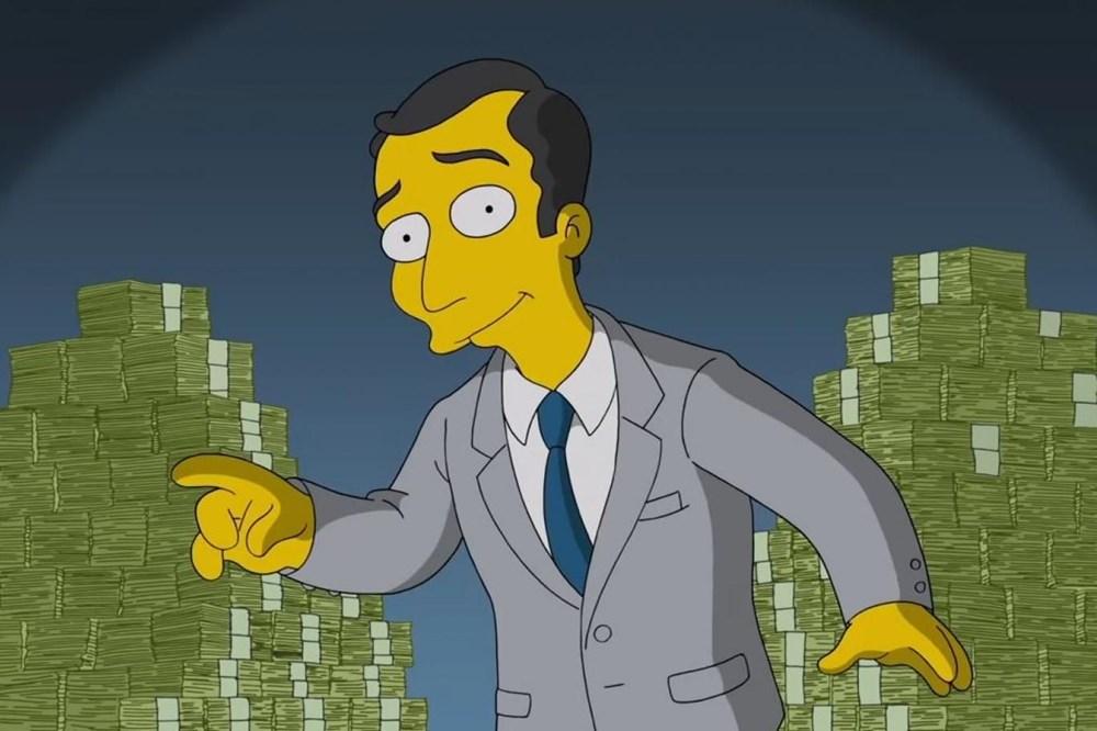 Simpsonlar'ın (The Simpsons) kehaneti yine tuttu: Biden ve Harris'in yemin törenini 20 yıl önceden bildiler - 13