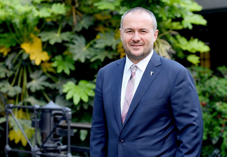İDDMİB Türk Yapı Malzemeleri Komitesi Başkanı Serdar Urfalılar