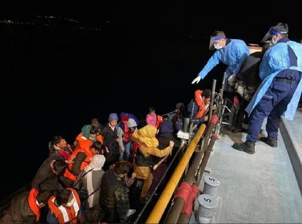The 'inhuman' methods applied by Greece to refugees were reflected in the reports - 11