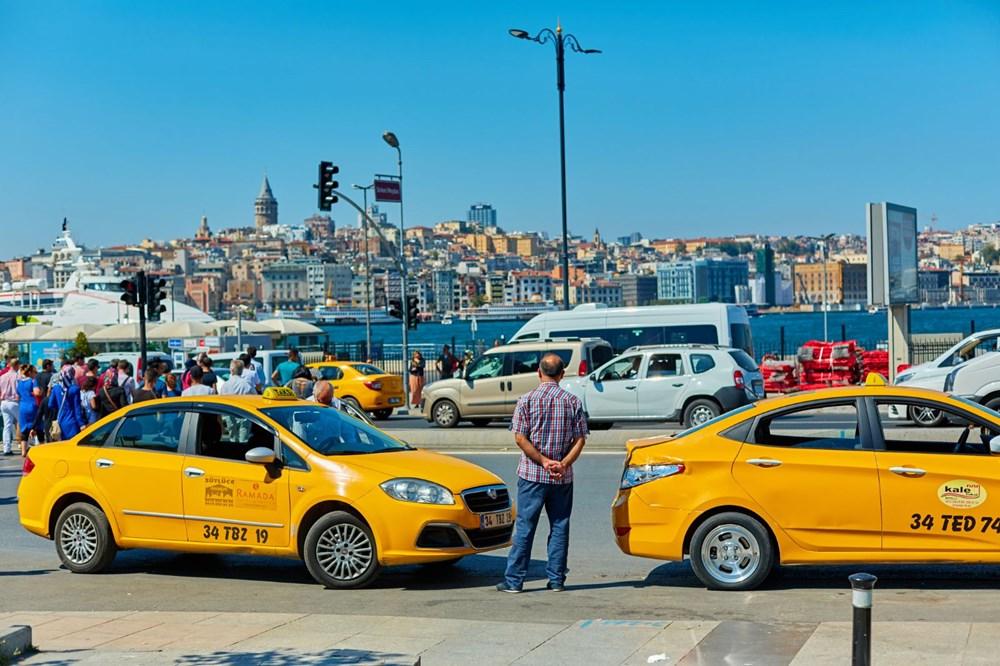 İstanbul'un bitmeyen taksi sorunu:  Krizin nedeni plaka ağalığı - 12