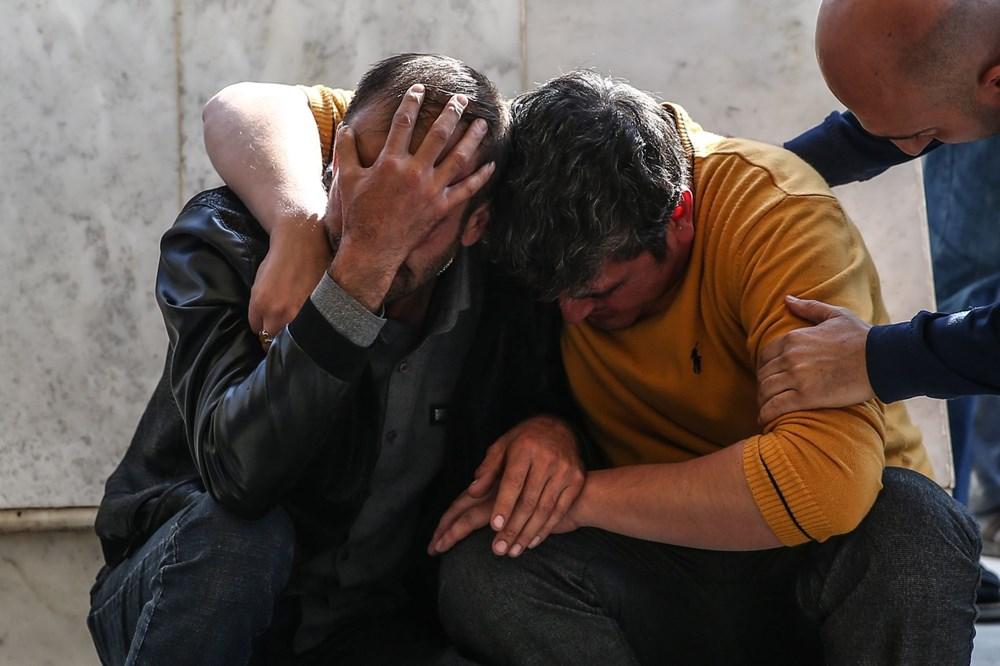 Hain saldırının küçük kurbanları: Cenazede gözyaşları sel oldu - 22