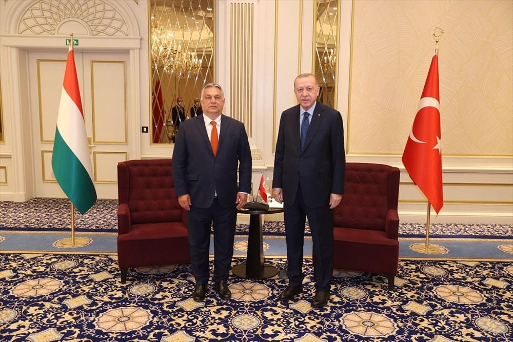 Cumhurbaşkanı Erdoğan Brüksel'de - 9
