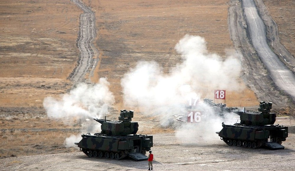'Mavi Vatan'ın gözcüsü SİDA denize iniyor (Türkiye'nin yeni nesil yerli silahları) - 14