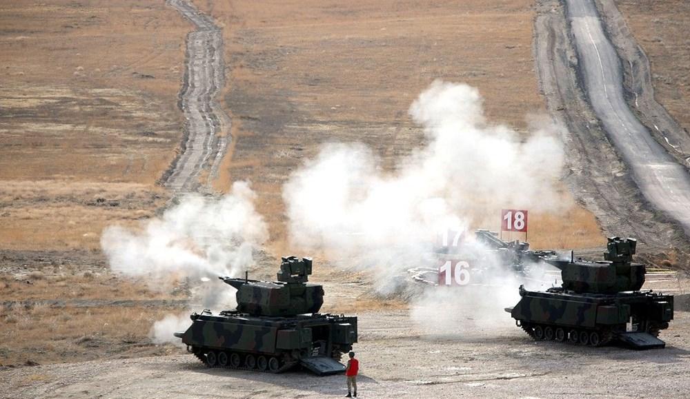Dijital birliğin robot askeri Barkan göreve hazırlanıyor (Türkiye'nin yeni nesil yerli silahları) - 55