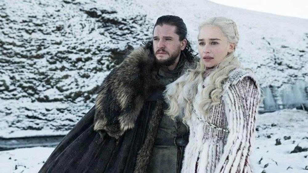 Game of Thrones'un devam dizisinden yeni ayrıntılar - 6