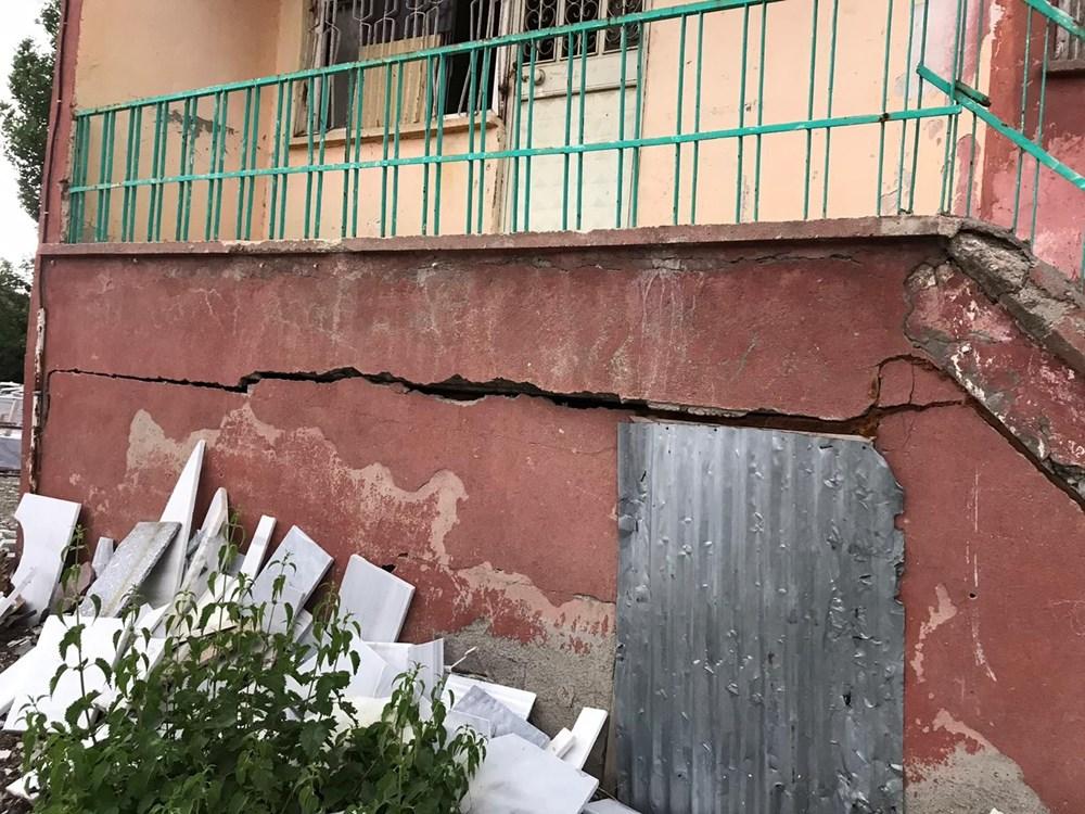 Bingöl'de 5,7 büyüklüğünde deprem - 6
