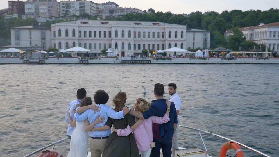 İstanbul Boğazı'nın nefes kesici güzellikleri tanıtım videosunda yer aldı.