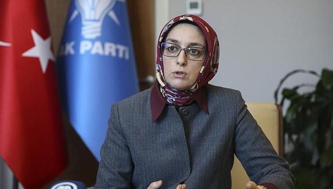 AK Parti'den Lütfiye Selva Çam açıklaması | NTV
