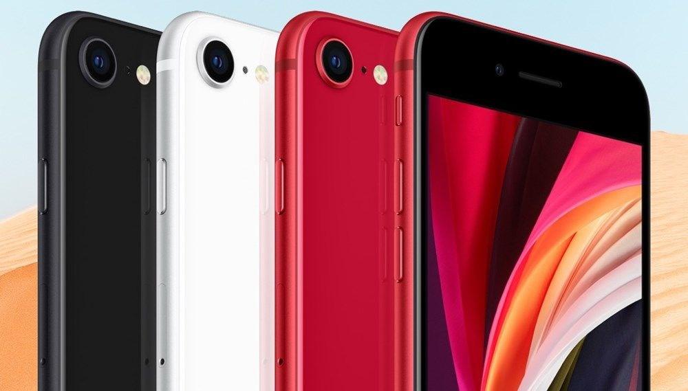 2020'nin en çok satan akıllı telefonları belli oldu - 6