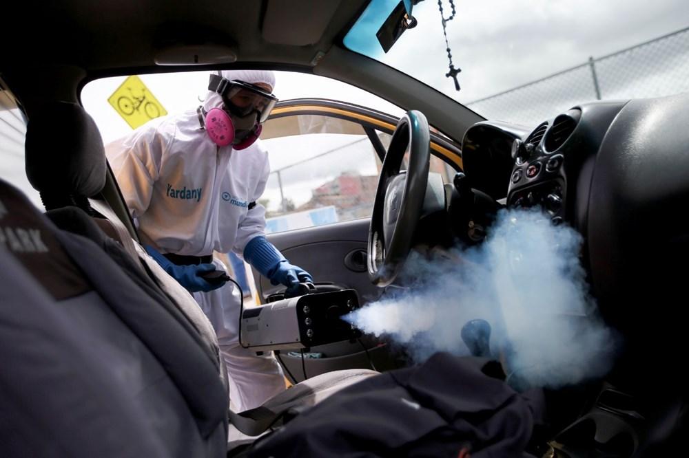 Corona virüste son durum: ABD salgının merkezi olmaya devam ediyor - 12