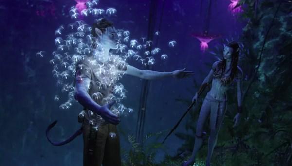 Avatar 2'den yeni set fotoğrafı