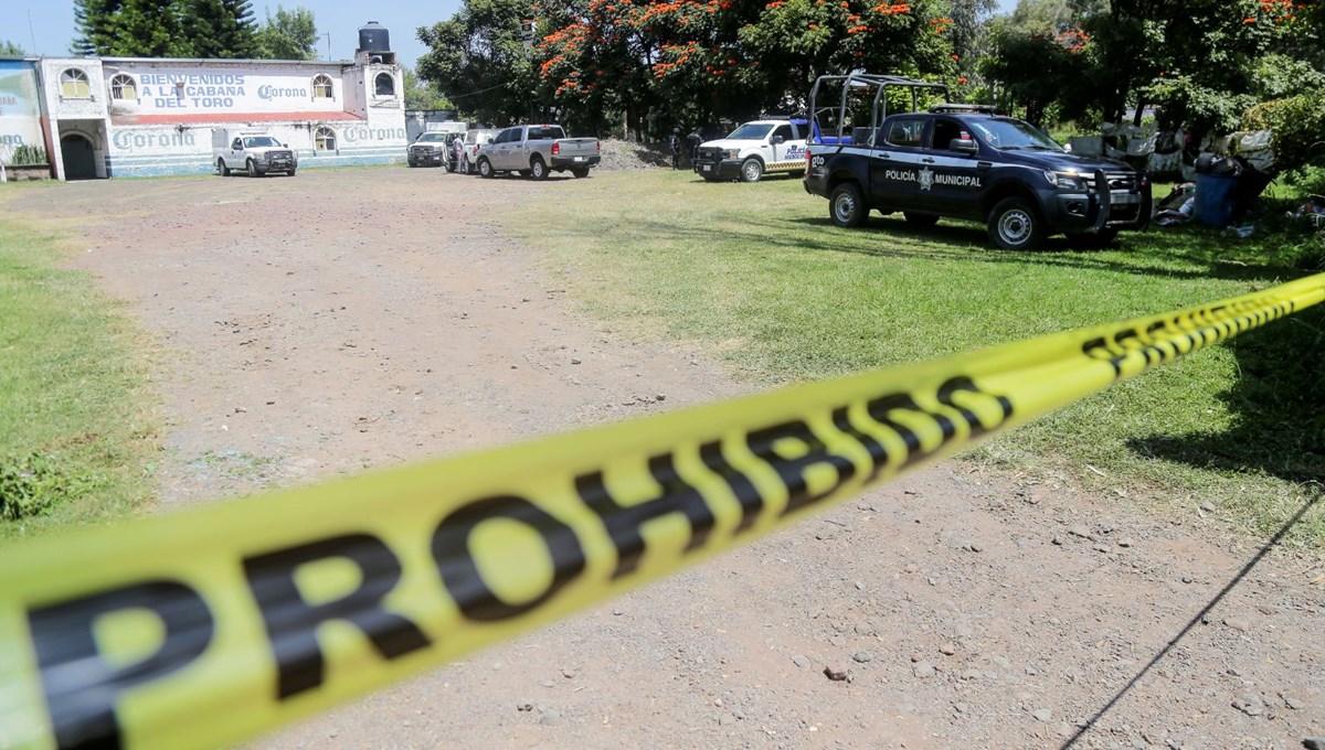 Meksika'da silahlı çatışma: 14 ölü, 3 yaralı
