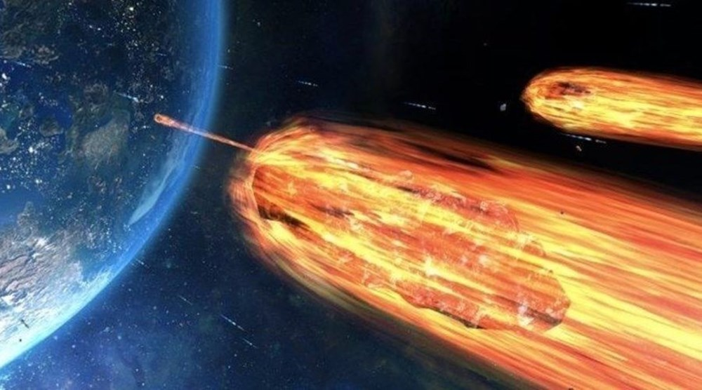 Bir göktaşı ilk defa Dünya'nın bu kadar yakınından geçti (NASA açıkladı) - 6