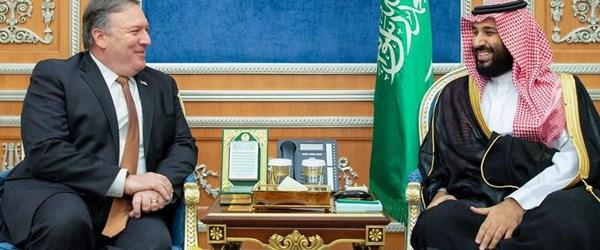 Pompeo'dan Suudi Arabistan ve Veliaht Prens Selman açıklaması
