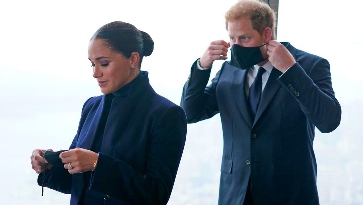 Meghan Markle ve Prens Harry'den yeni ortaklık