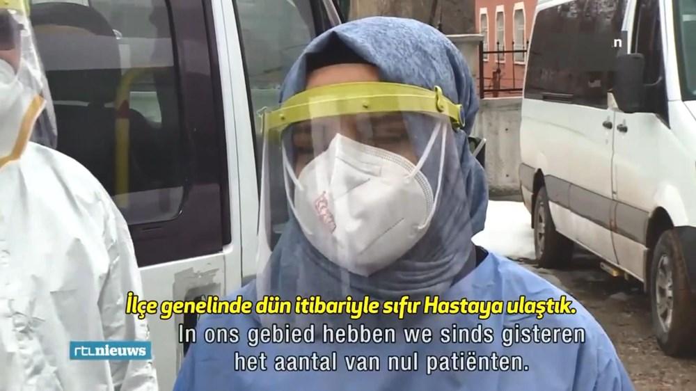 Hollanda kanalından Türkiye'ye aşılama övgüsü - 6