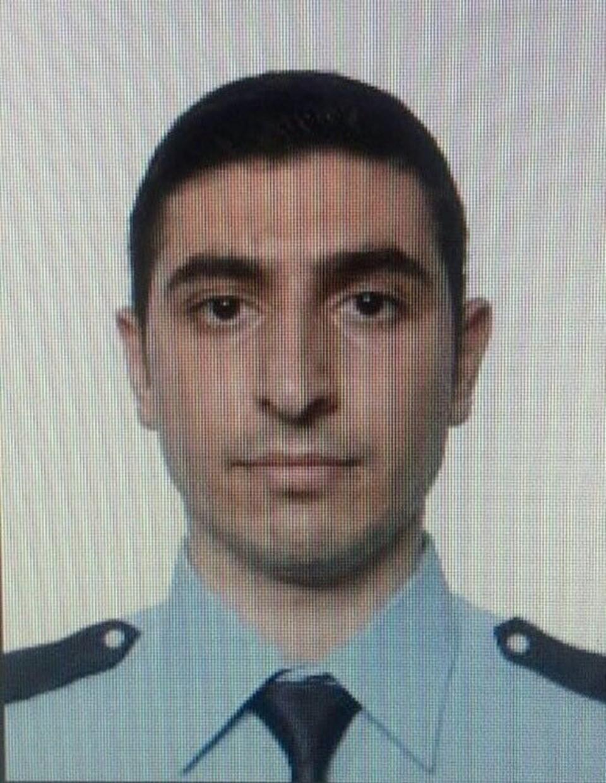 Şehit polis memuru Sinan Acar