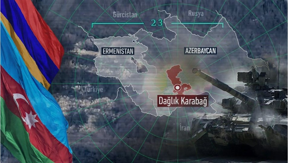 Stratejik tepeler Azerbaycan'ın