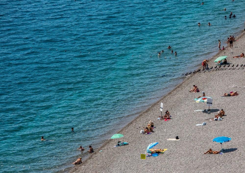 Okullar açıldı, sahiller boşaldı - 2