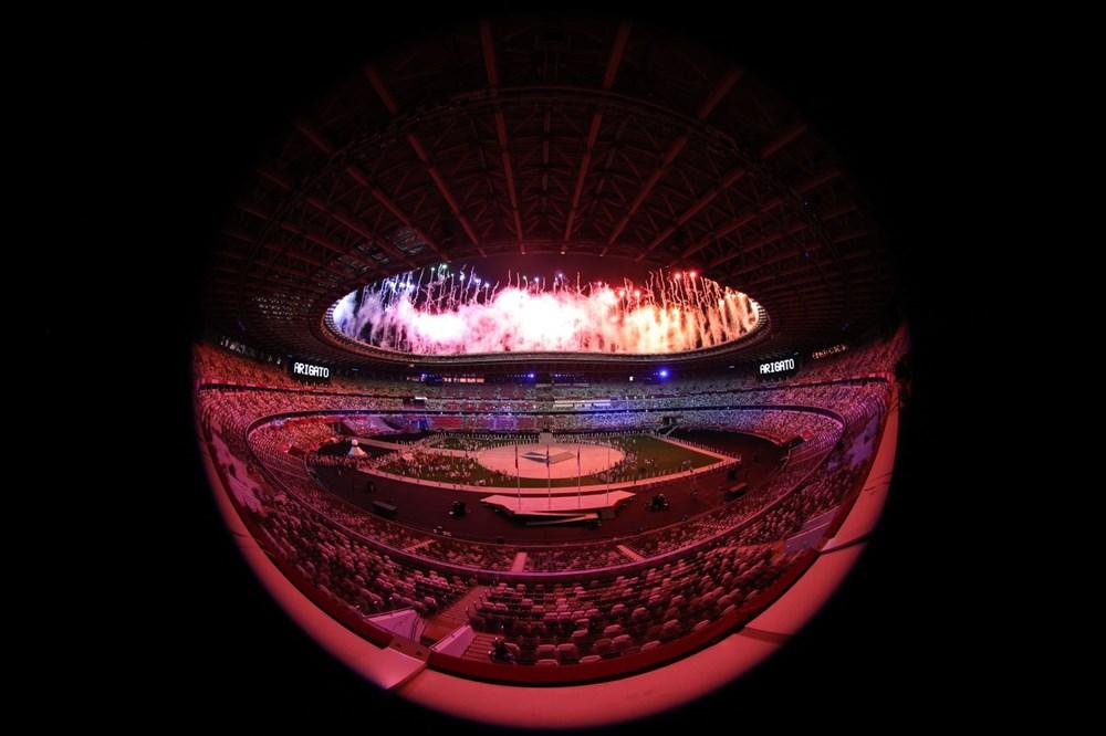 2020 Tokyo Olimpiyat Oyunları, resmen sona erdi (Türkiye, olimpiyat rekorunu kırdı) - 5