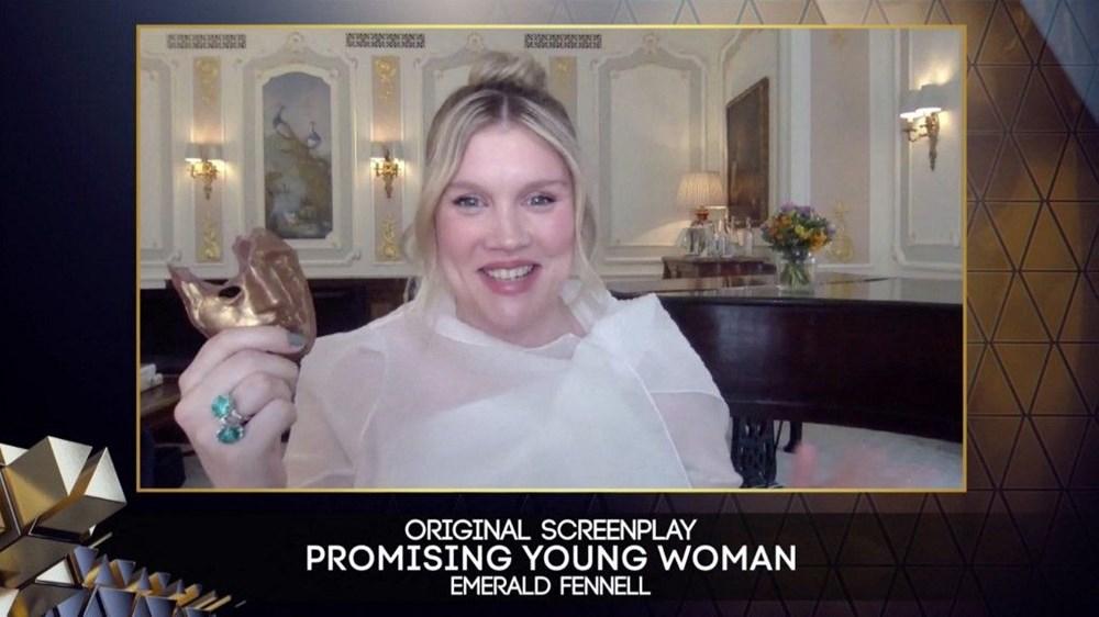 """Ən yaxşı orijinal senari - Emerald Fennell, """"Promising Young Woman"""""""